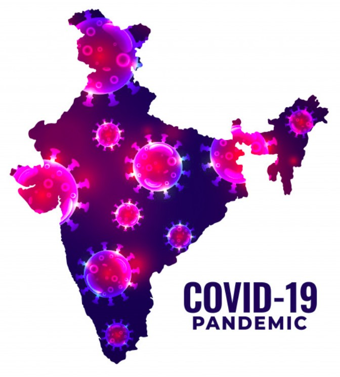 Covid cases in India come down, decrease in active cases also reported