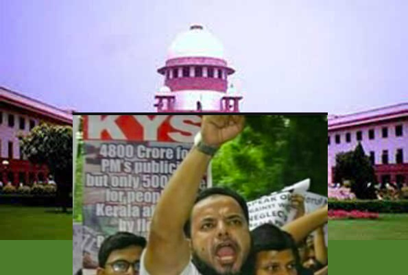 Delhi riots: SC rejects police plea seeking cancellation of accused Khan's bail