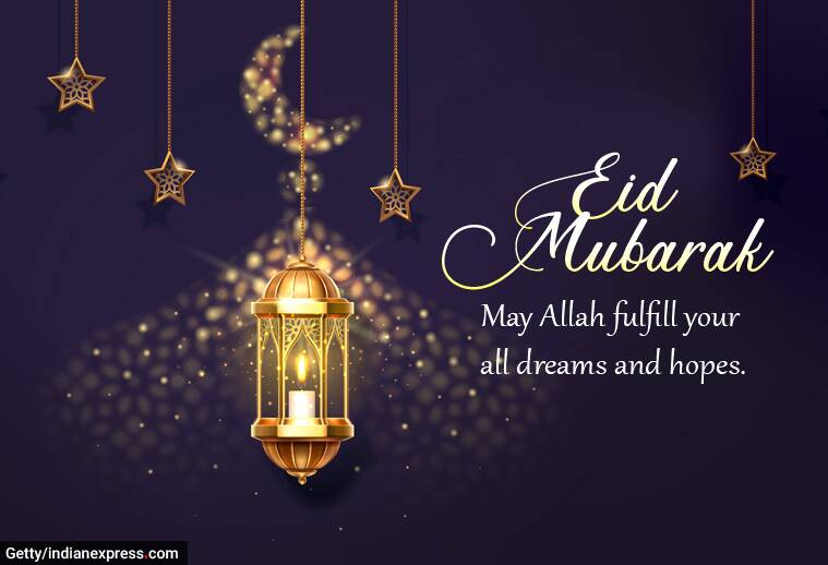 The blessed festival of Eid ul Fitr is being celebrated across the world
