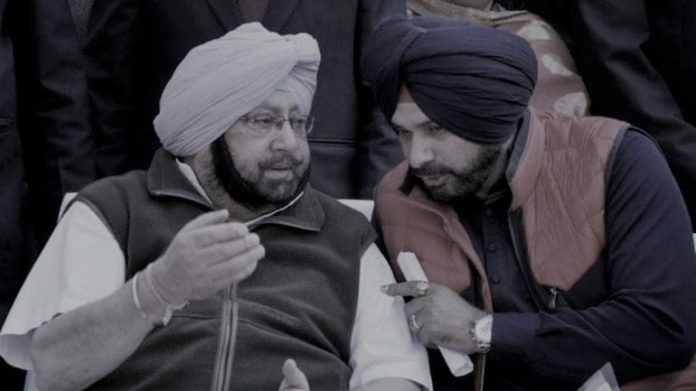 Sidhu's message to Congress, 'If you don't let me take decisions then...'