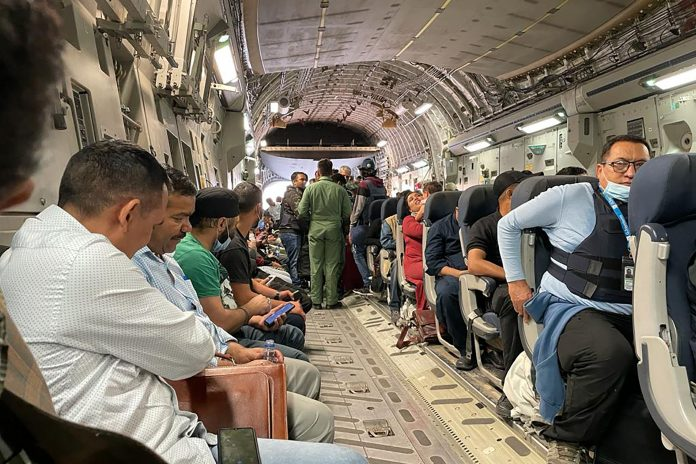Indians escorted by Taliban out of Afghanistan at midnight