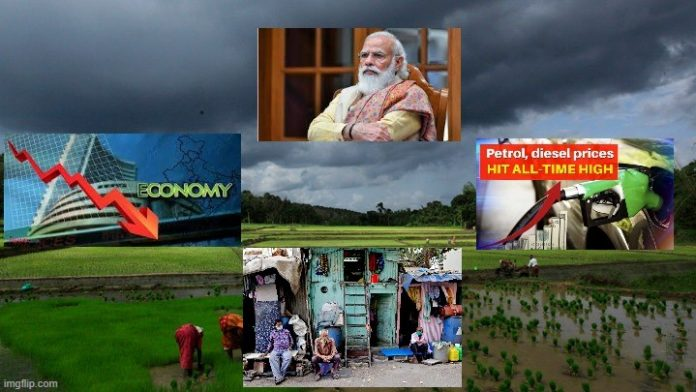 Does PM Modi desperately need a financial advisor to save India?