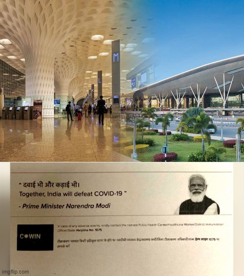 PM Modi's pic on vaccine certs poses problems for Indians at immigrations