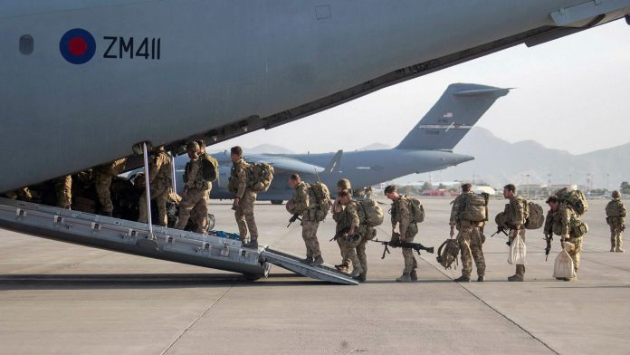 US suspects another terrorist attack on Kabul airport in 24-36 hours