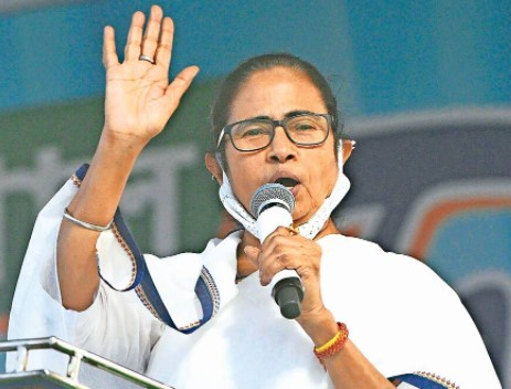 'BJP government create disruption, they are inhumane and evil' : Mamata