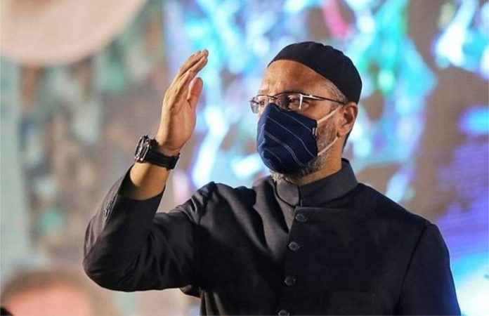 Owaisi hit out at reservations keeping out Dalit Muslims & Dalit Christians