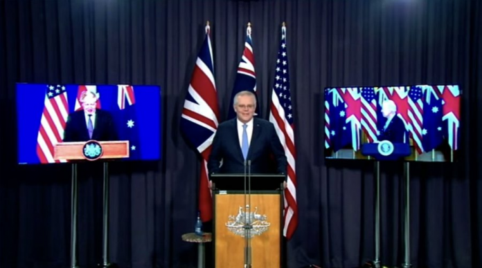Aukus: UK, US & Australia join to counter China for a safer Indo-Pacific