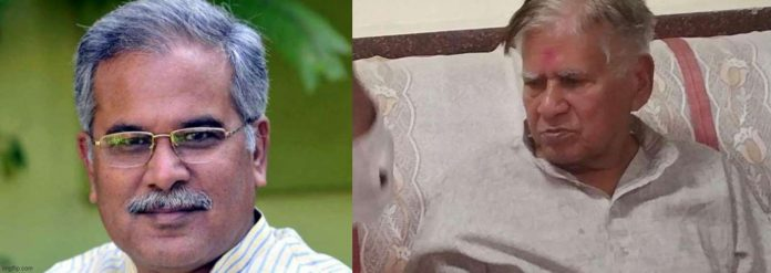 CM Bhupesh Baghel's father booked & Baghel says,