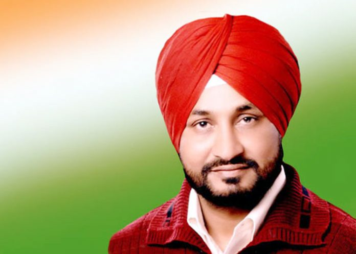 Charanjit Singh Channi is named the new Punjab chief minister