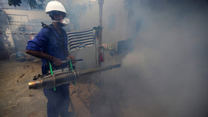Dengue hits parts in India, takes mostly children's lives in Uttar Pradesh