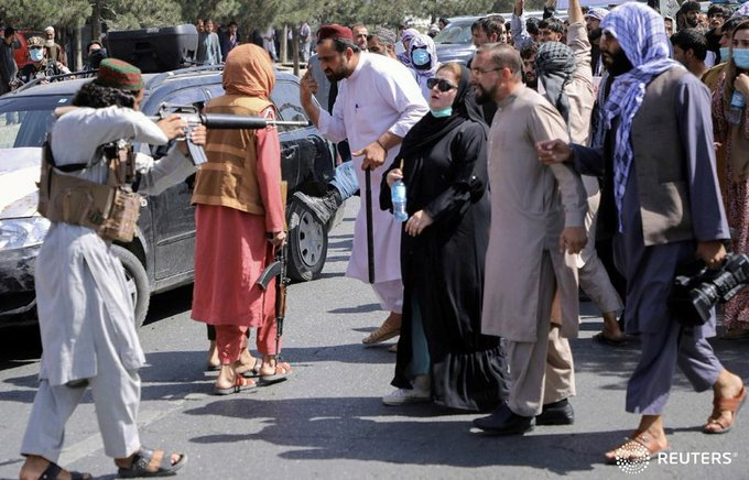 Anger mounting on streets of Kabul chanting