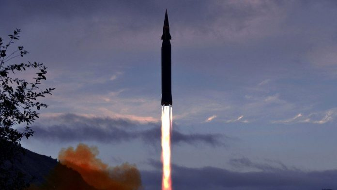 North Korea confirms test launch of new hypersonic missile