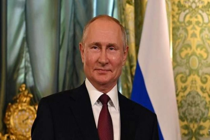 Russian President says he hopes Taliban will behave in a