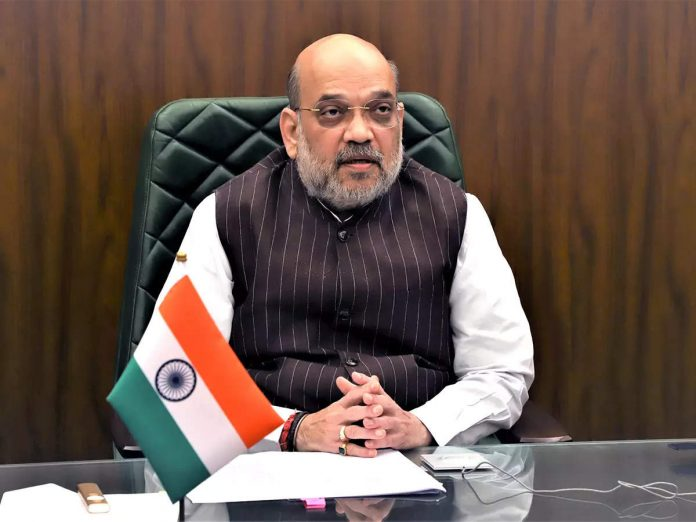 Union Home Minister Amit Shah will be on a day's visit to Madhya Pradesh