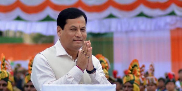 Union Minister Sarbananada Sonowal to be BJP's contestant from Assam