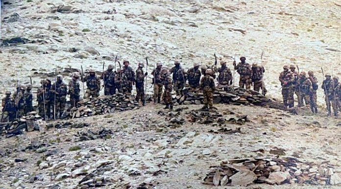 Over 100 Chinese troops 'intruded' into disputed Barahoti area of Uttarakhand