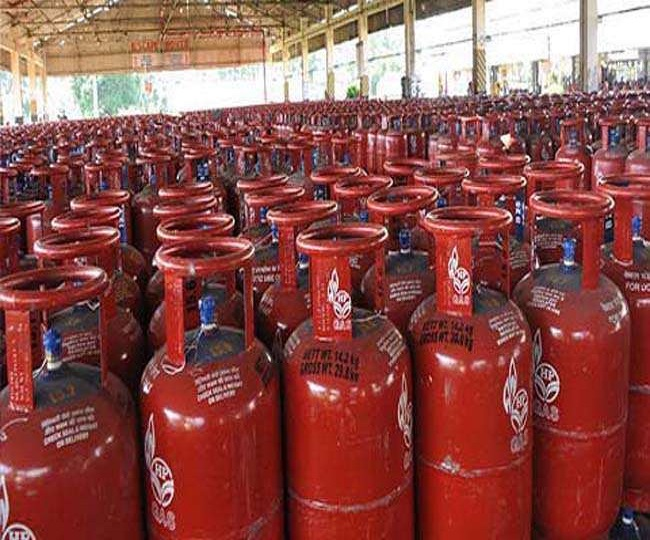 Cooking gas LPG cylinder rates soar by Rs 25 for 3rd straight month