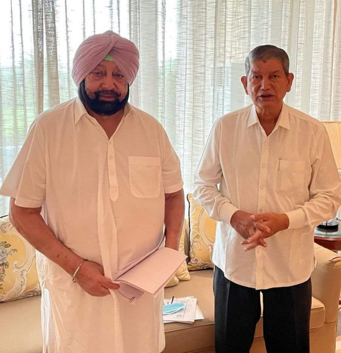 Harish Rawat says Amarinder Singh was highly esteemed but failed to deliver