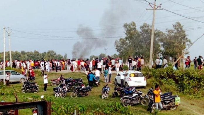 UP govt to pay Rs 45 lakh to kin of 4 farmers killed in Lakhimpur Kheri violence