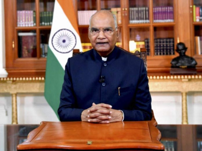 PM and others wish President Kovind as he turns 76 today