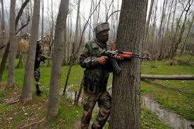 Fourth gunfight erupted in south Kashmir's Shopian, 3-4 miltants trapped