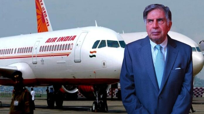 Air India sold to Tatas for ₹ 18,000 cr, public fears tax payer's burden